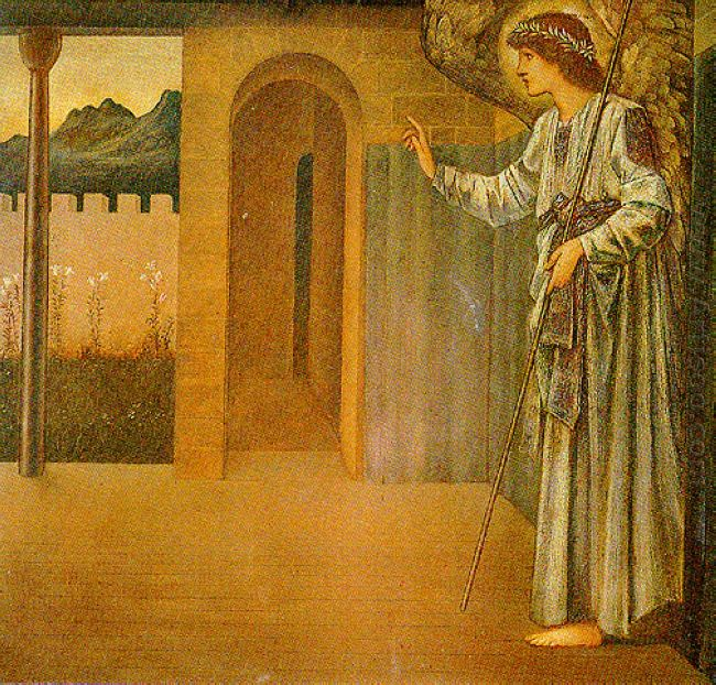The Annunciation The Angel