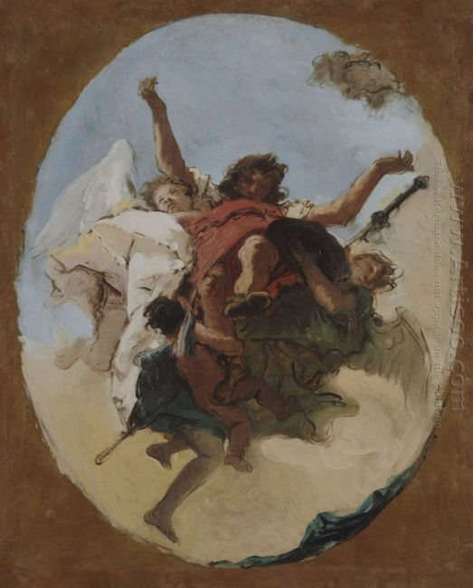 The Apotheosis Of Saint Roch