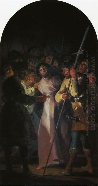 The Arrest Of Christ 1788