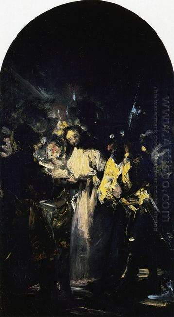 The Arrest Of Christ 1798