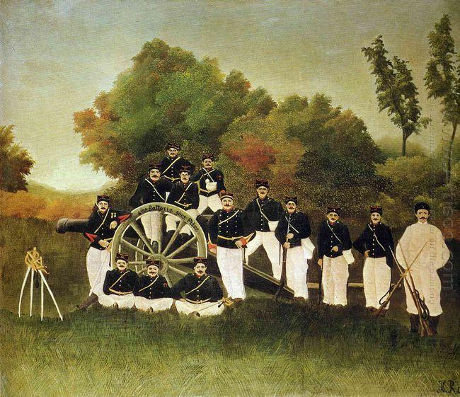 The Artillerymen 1893