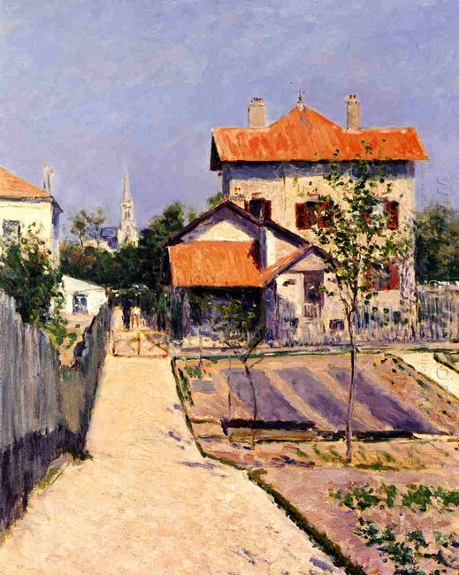 The Artist S House At Yerres