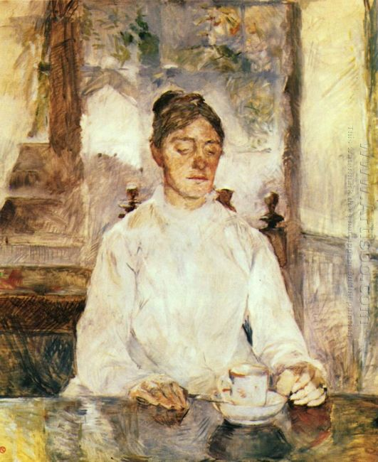 The Artist S Mother The Countess Adèle De Toulouse Lautrec At Br