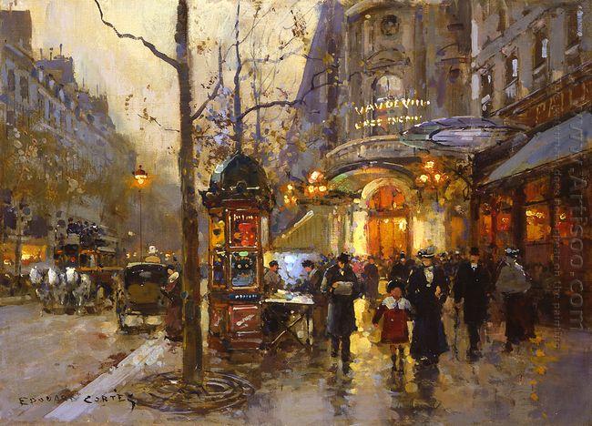 Theatre Du Vaudeville