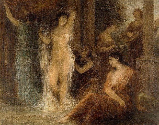 The Bath 1892