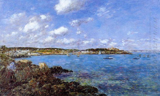 The Bay Of Douarnenez 1897