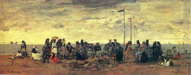 The Beach 1871