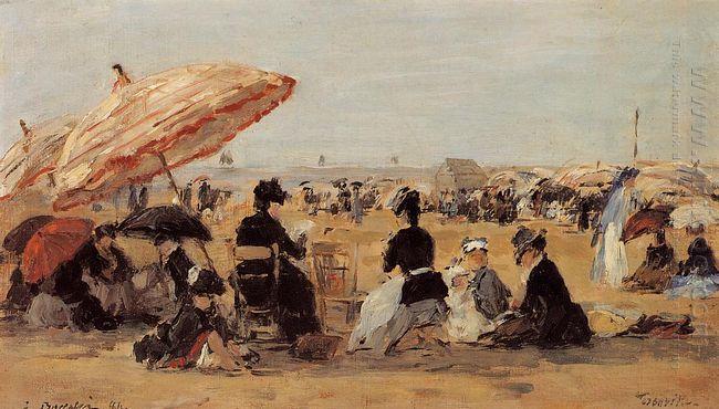 The Beach 1894
