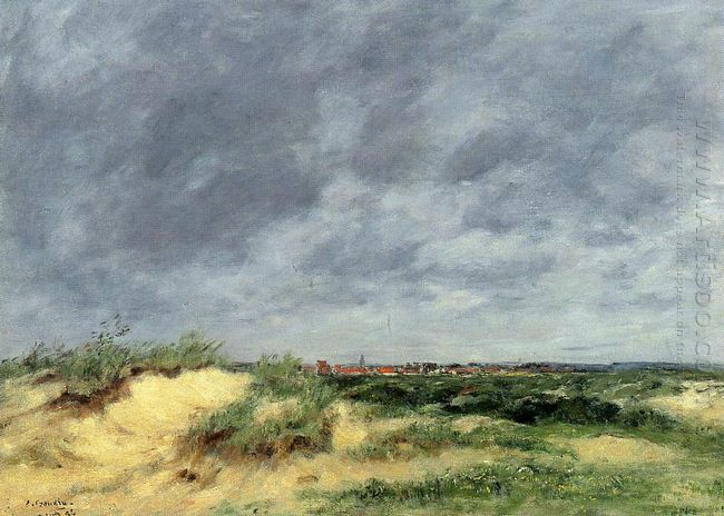 The Berck Dunes 1886