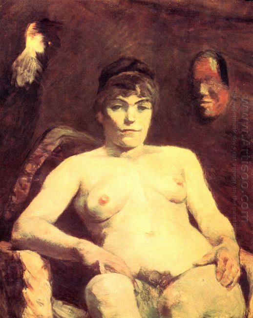 The Big Maria Venus Mintmartre 1884