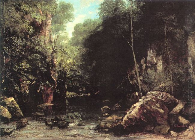 The Black Creek 1865