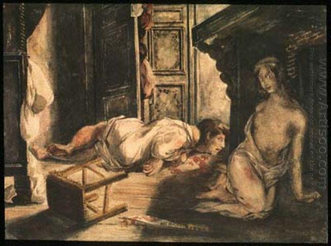 The Bride Of Lammermoor 1826