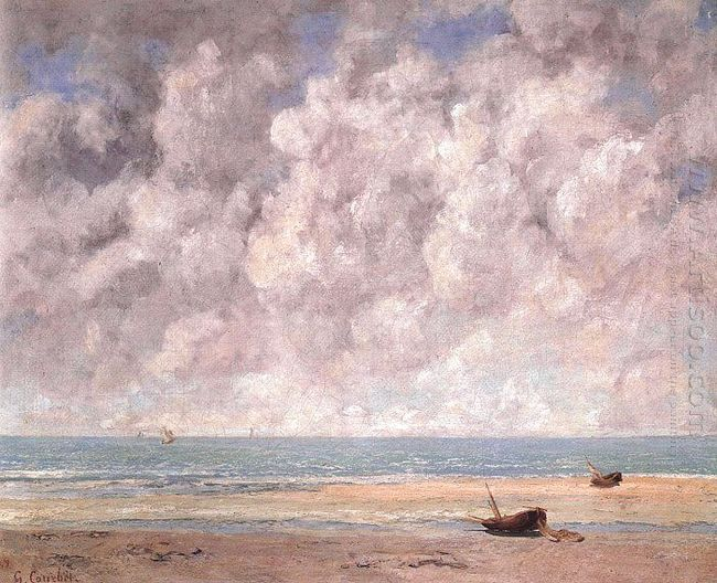 The Calm Sea 1869