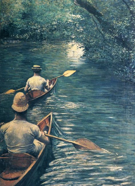 The Canoes 1878