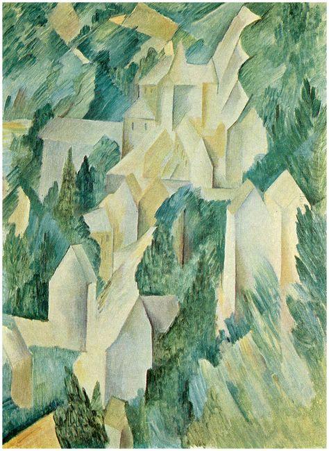 The Castle In La Roche Guyon 1909