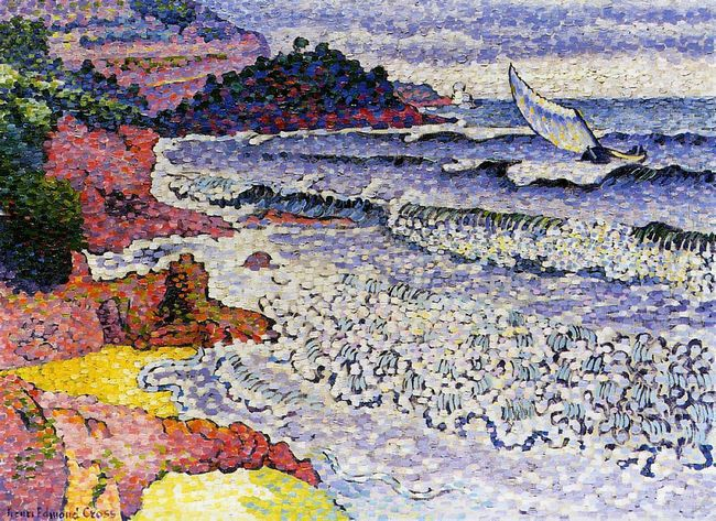 The Choppy Sea 1903
