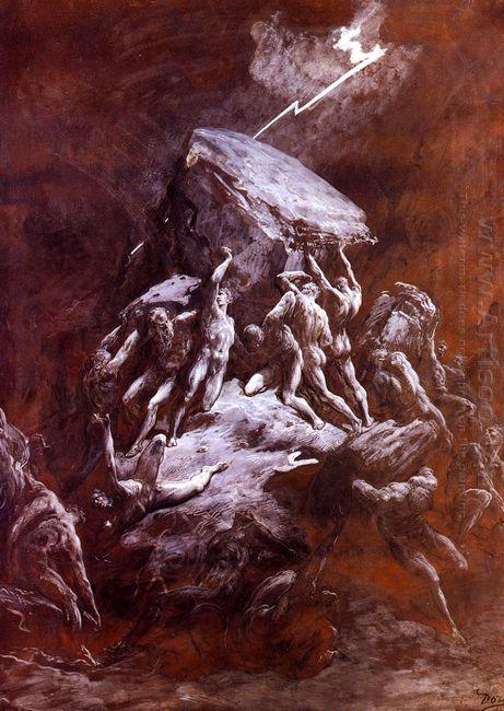 The Clash Of The Titans 1866