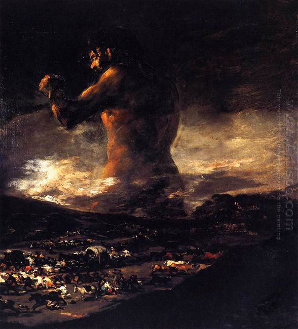 The Colossus 1812