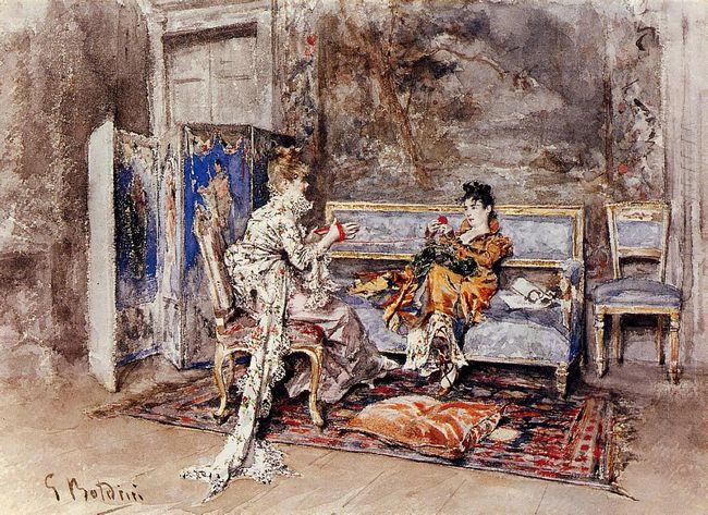 The Conversation 1870