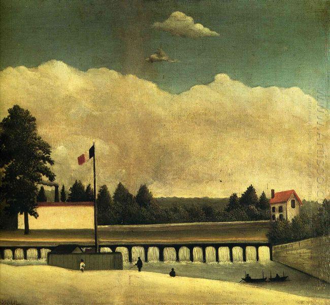 The Dam 1893