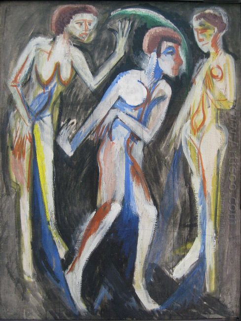 The Dance Between The Women