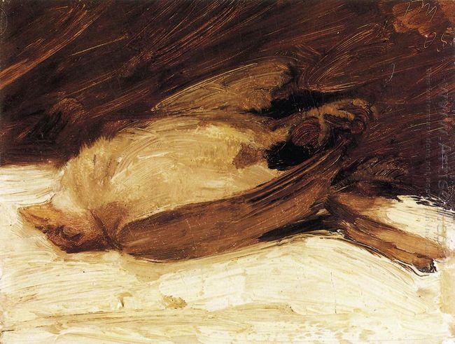 The Dead Sparrow 1905