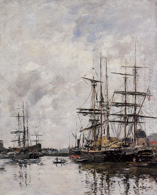 The Deauville Basin 1891