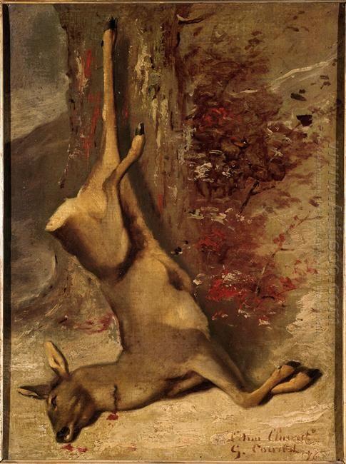 The Deer 1876
