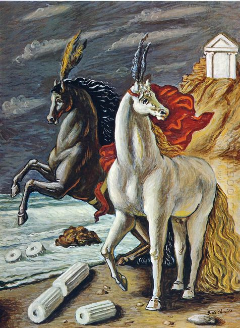 The Divine Horses 1963