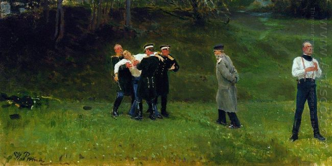 The Duel 1897