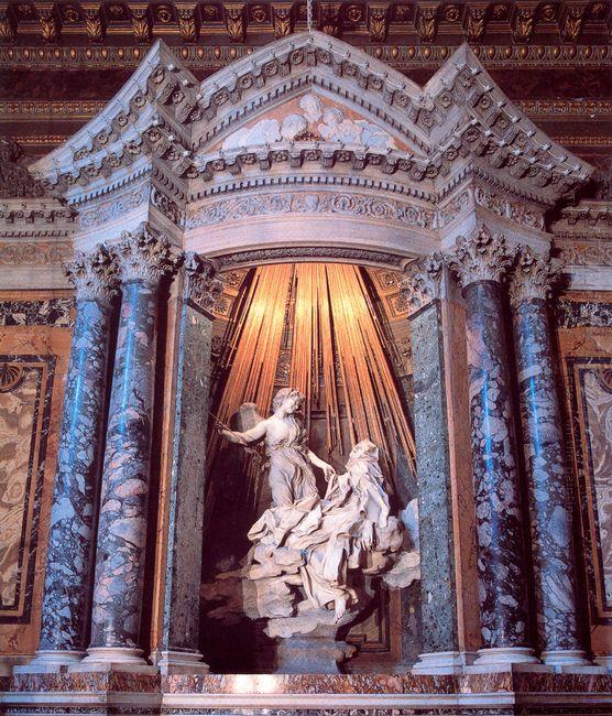 The Ecstasy Of St Teresa 1652