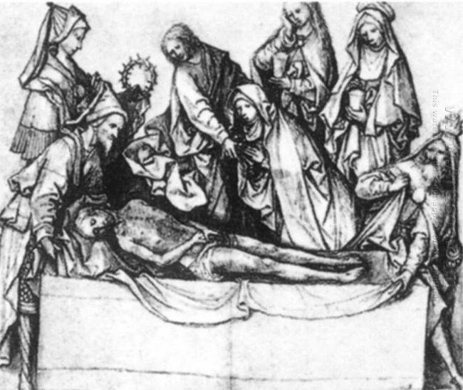 The Entombment 1507