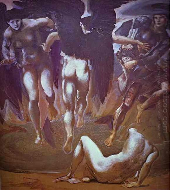 The Escape Of Perseus 1888