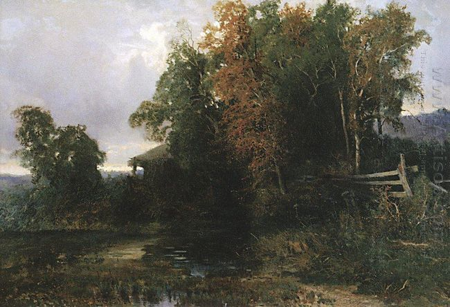 The Evening Before The Storm 1869