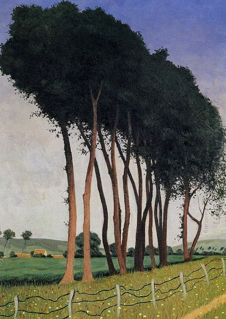 The Family Of Trees 1922