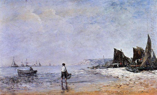 The Fisherman Low Tide