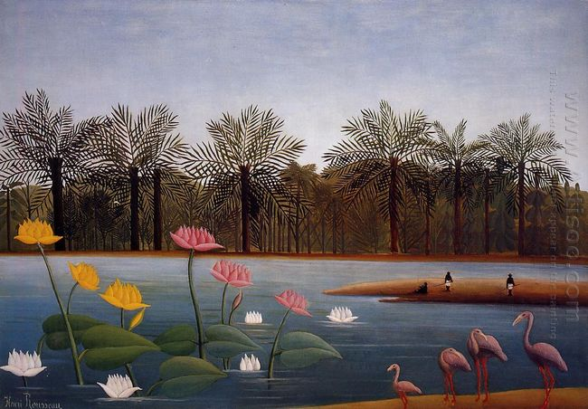The Flamingoes 1907