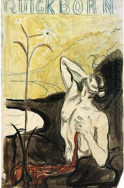 The Flower Of Pain 1897