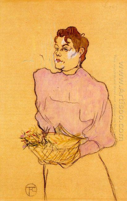 The Flower Seller 1894