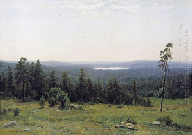 The Forest Horizons 1884