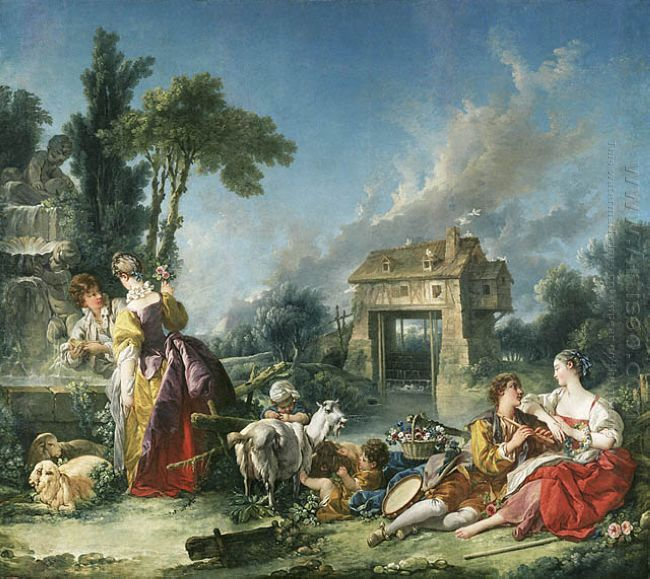 The Fountain Of Love 1748
