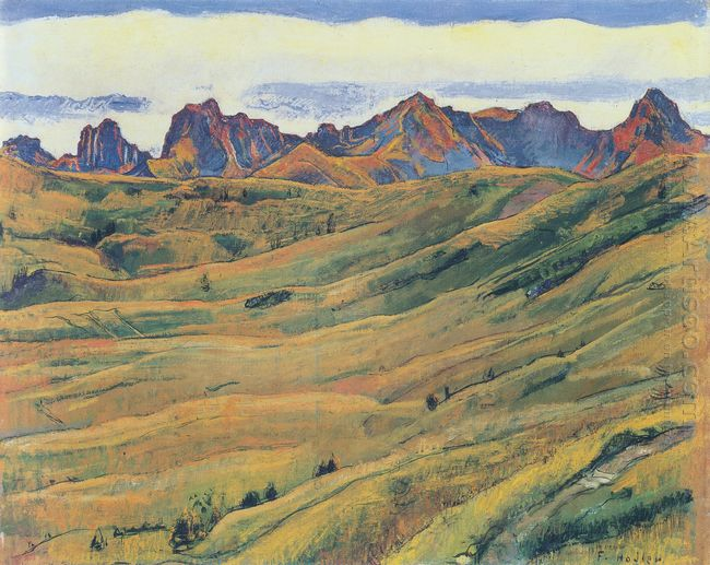 The Gantrisch 1898