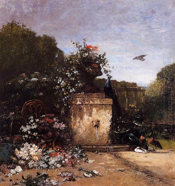 The Garden 1869