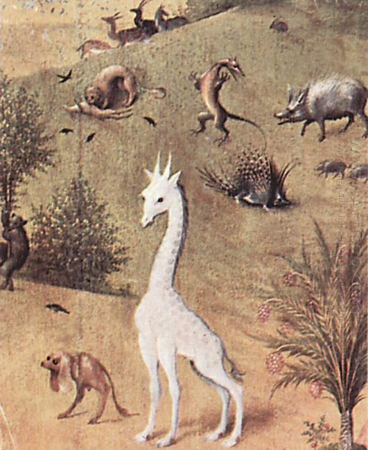 The Garden Of Earthly Delights 1516 3