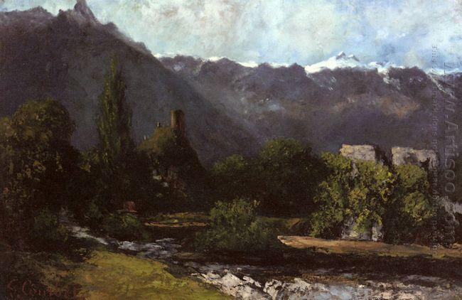 The Glacier 1873