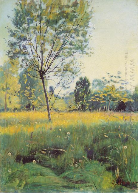 The Golden Meadow 1890