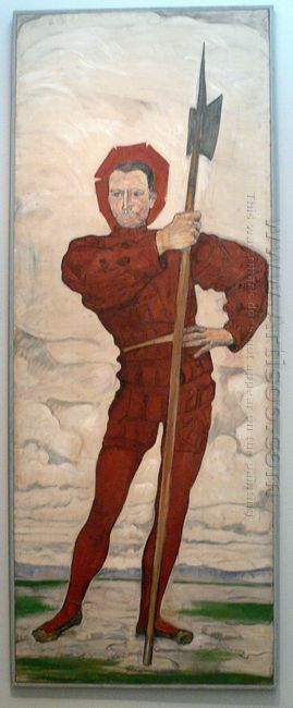The Halberdier 1895