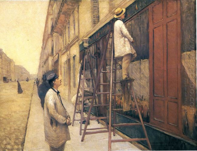 The House Painters 1877