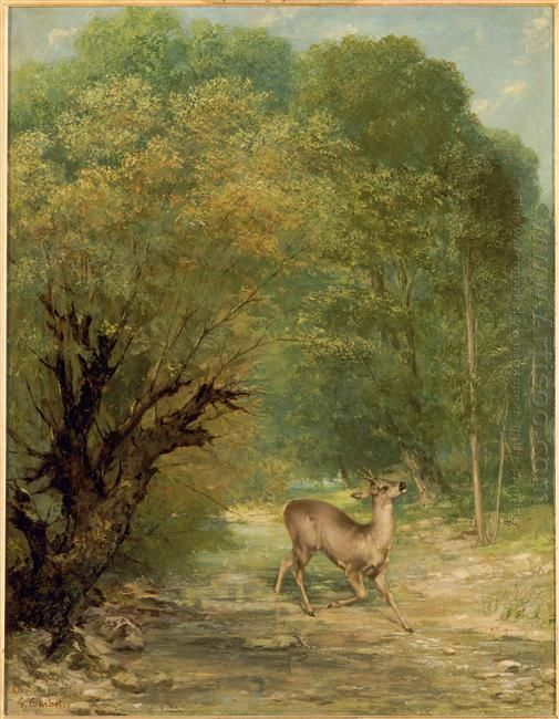 The Hunted Deer Spring 1867