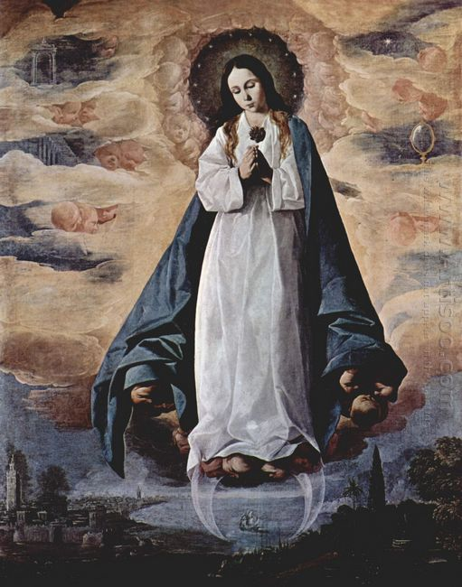 The Immaculate Conception 1630